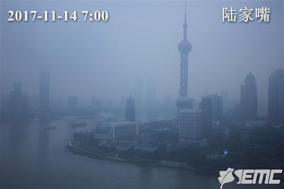 上海今日最高温度17℃ 周六将迎来大风降温