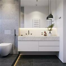 这些浴室比客厅都好看