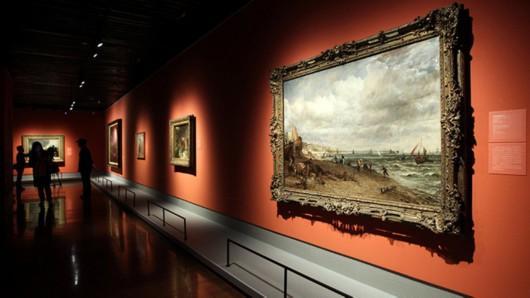 风景画里感受英伦风光 泰特不列颠美术馆珍藏展亮相上