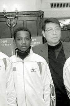 像外援的申花球员艾迪 其实是个上海小囡