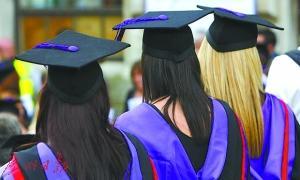 英国大学毕业生过剩 政府恐危害经济发展