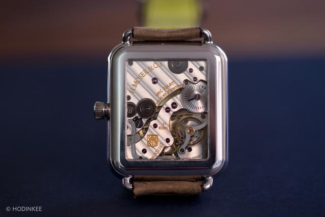 Swiss Alp Watch:16万元的山寨Apple Watch