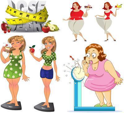 夏日将至  你该减肥了