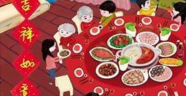 春节即将开启大吃大喝模式?这份养胃攻略快收好!