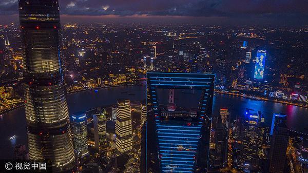 日本机构出炉世界城市排名 上海居前排名第五