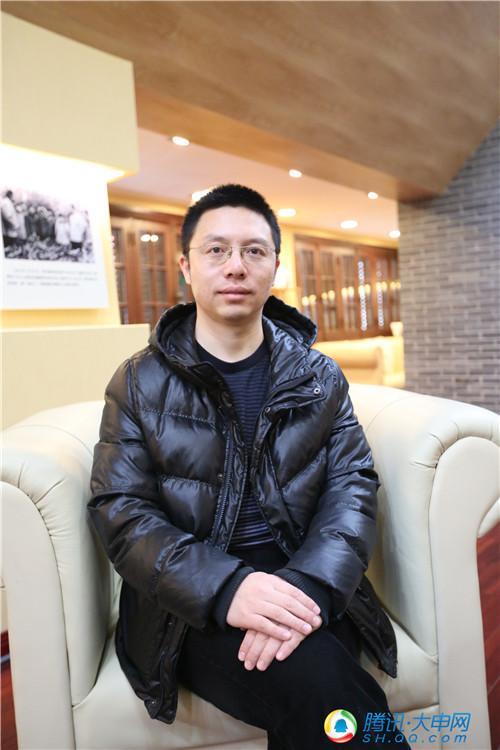 """""""互联网改变生活""""系列访谈——共青团上海市委管理信息部部长谢艺伟"""