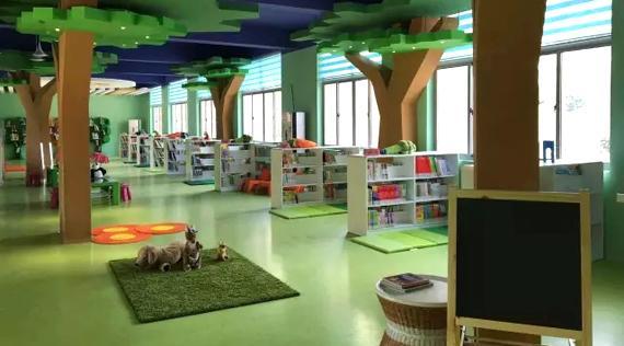 黄浦区思南路幼儿园和上海市实验学校进驻崇明陈家镇生态实验社区