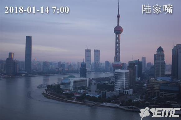 上海今继续晴好 最高温升至12℃ 下周将转阴雨