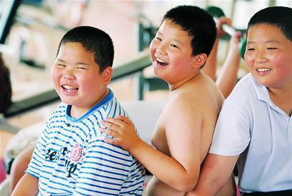 全球肥胖孩子比40年前多10倍