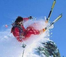 最爱滑雪style
