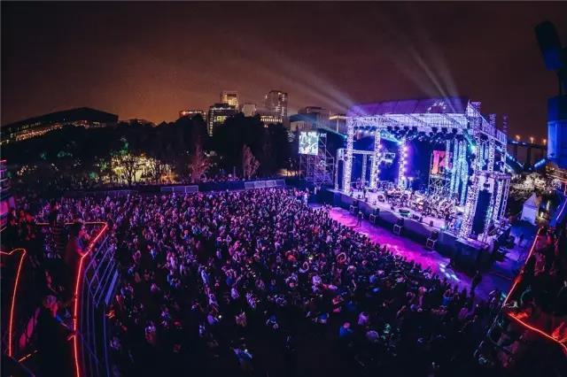 时代啤酒呈现 2017年爵士上海音乐节新闻发布会圆满成功
