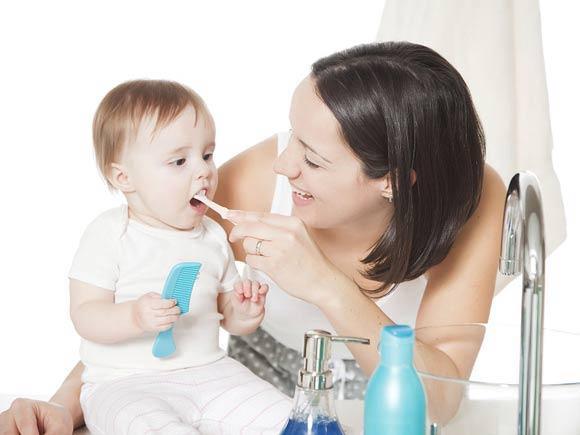 保护宝宝牙齿 这些准备不能少