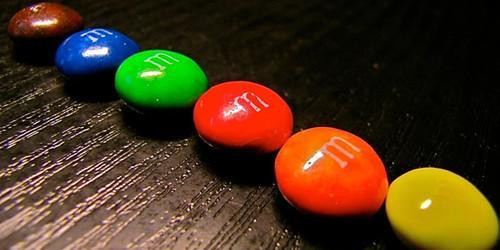 色彩对食物的味道影响