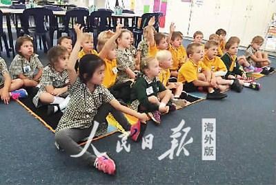 """中国低龄学生青睐""""微留学"""" 全方位服务受追捧"""