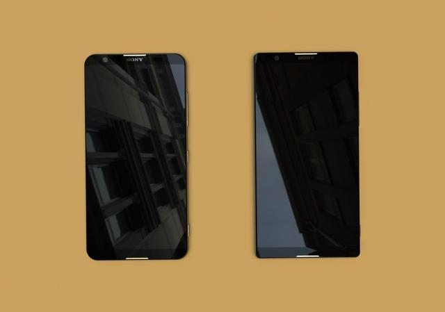 索尼两款新旗舰渲染图曝光 超级款约售6280元