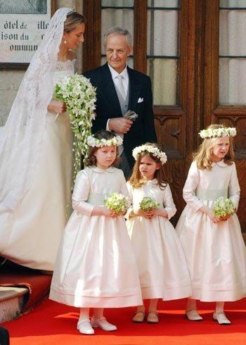 婚礼上可爱小花童的由来