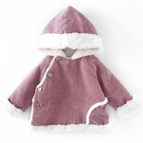 秋冬宝宝这样穿御寒保暖又洋气