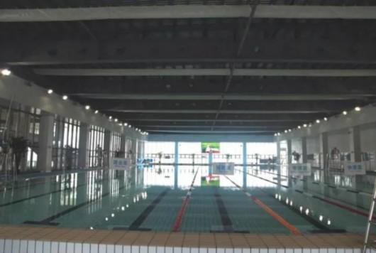下周一起 浦东这三家大型游泳馆陆续闭馆维修