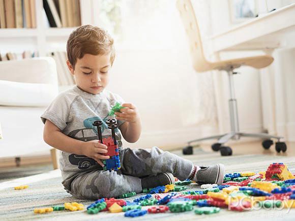精明妈咪get 小玩具也有大作用