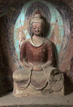 佛国山水——世界文化遗产点亮申城
