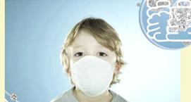 雾霾之下应对小儿呼吸道疾病