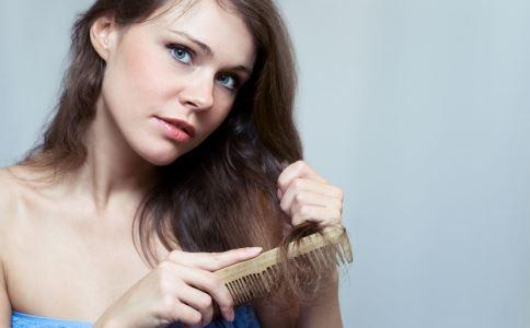 脱发怎么办 多吃六种食物可以防脱发