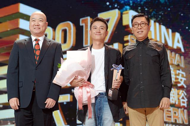 """2017上海·静安现代戏剧谷""""壹戏剧大赏""""隆重举行"""