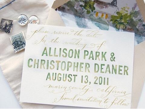 哪些好看的婚礼邀请函 结婚邀请函怎么制作