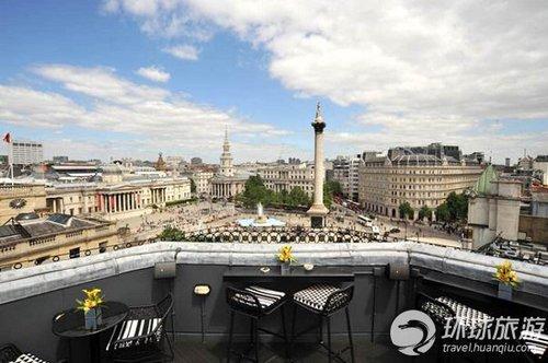 世界顶级酒店天台