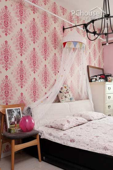睡在童话城堡里 小女生的公主卧室搭配攻略