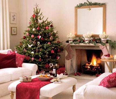 8个圣诞节布置小妙招 让家充满节日的气氛