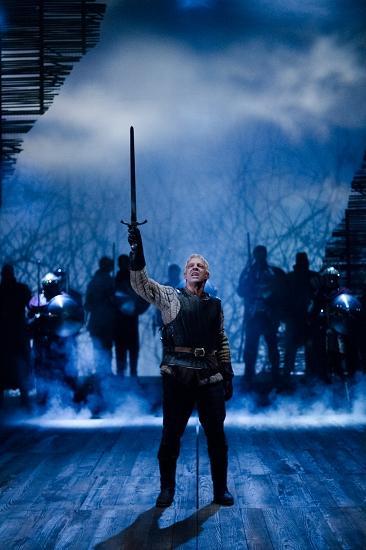 皇家莎士比亚剧团明年将带三部全新大戏来华