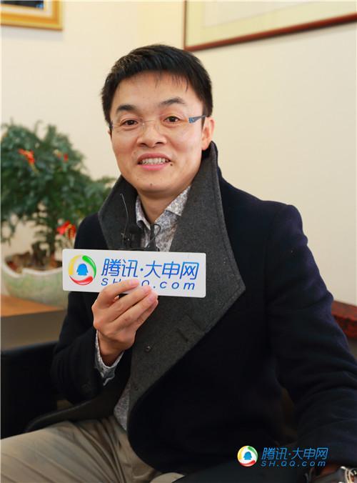 """""""互联网改变生活""""系列访谈——驴妈妈旅游网董事长洪清华"""