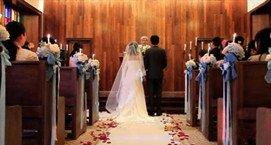 盘点沪上教堂婚礼地