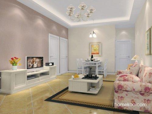 简单修改室内设计陈设,造就完美家居图片