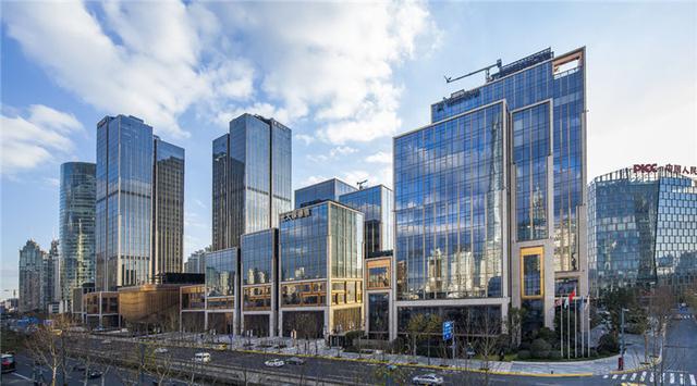上海城市定向挑战赛 bfc外滩金融中心点标全程直击
