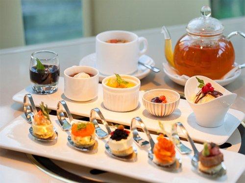 甜蜜秋之味 秋季最新下午茶图片