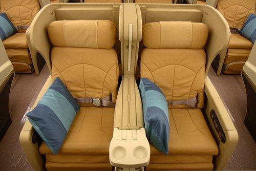 767飞机座位图