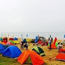 """免费玩上海帐篷节""""啦!"""