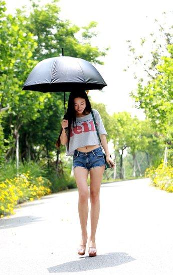 夏季服装搭配:露出你的小蛮腰