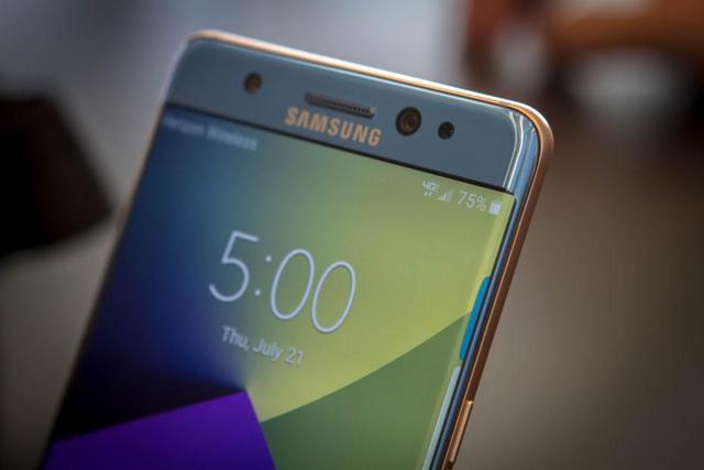 三星称已回收超过96%的Note 7手机 其余下落不明