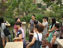 腾讯网友参观小区实景