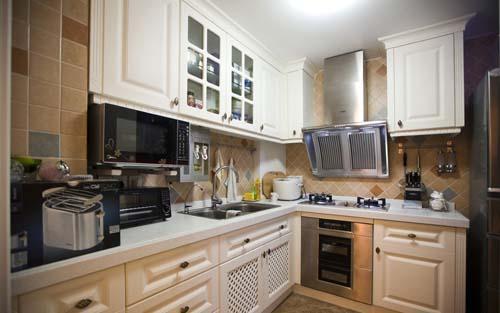 厨房装修这些地方最易偷工减料