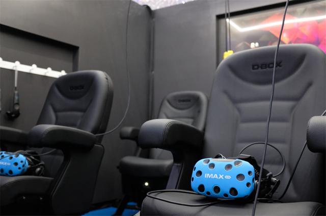 IMAX VR体验中心亚洲旗舰店正式临沪