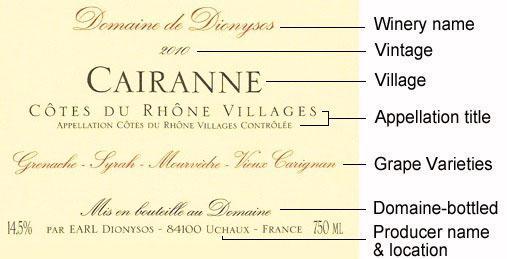 你不得不知的20大法国葡萄酒常识