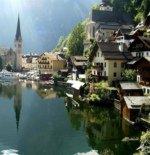 奥地利Hallstatt小镇