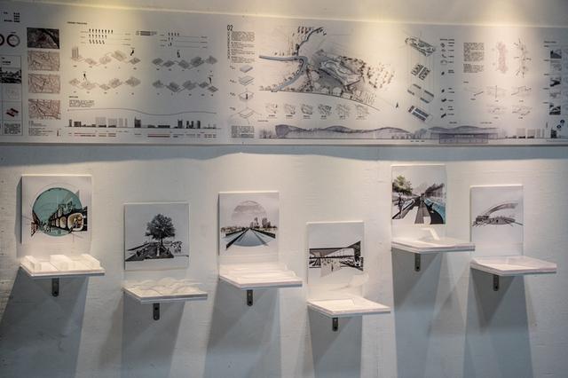 华东师范大学设计学院全球艺术与设计大学联盟联展