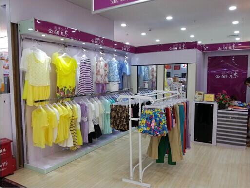 金研儿韩版女装品牌加盟 完成你的致富梦想