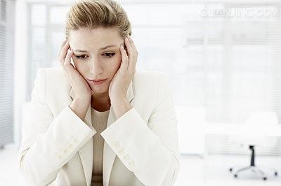 尤其是女性 临床称偏头痛与工作压力密切相关