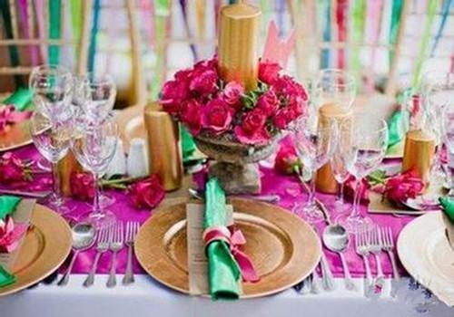 最新婚礼创意环节 特别策划为婚礼添光彩